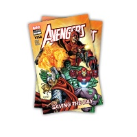 free avengers comic books