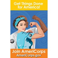 get things done for america free sticker