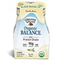 organic valley shake coupon